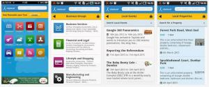 CityLocal UK- Android App